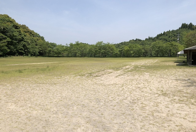 みやまの森運動公園ちびっこ広場