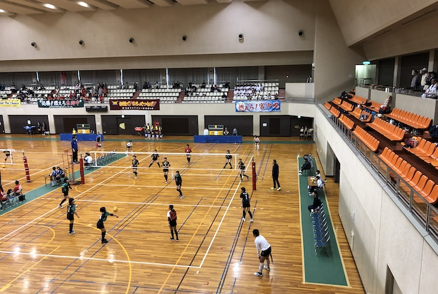 宮崎市総合体育館体育室