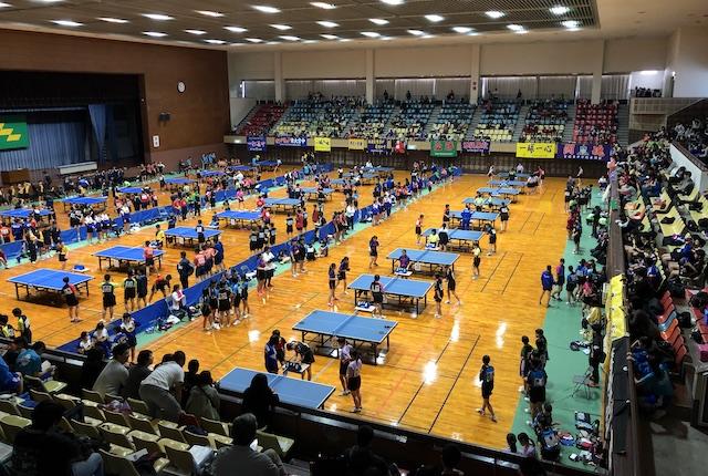 宮崎県体育館メインアリーナ