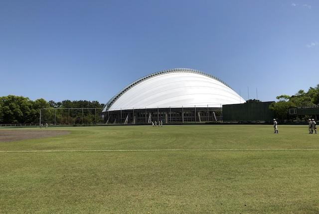 宮崎県総合運動公園軟式野球場