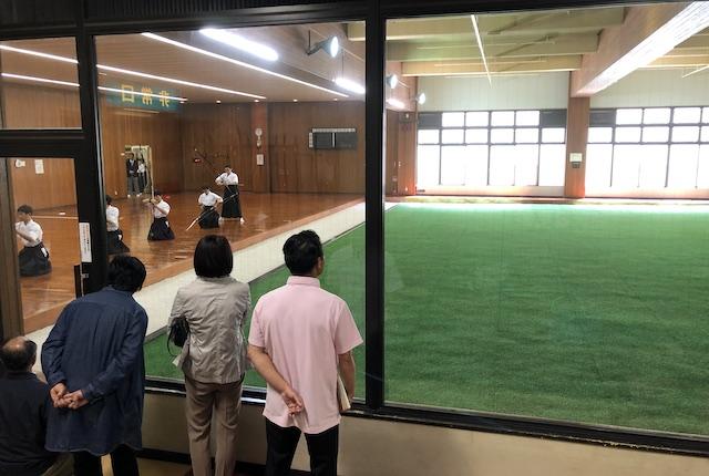 宮崎市総合体育館弓道場