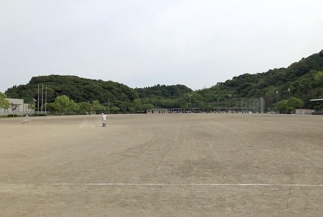 薩摩川内市総合運動公園多目的グラウンド