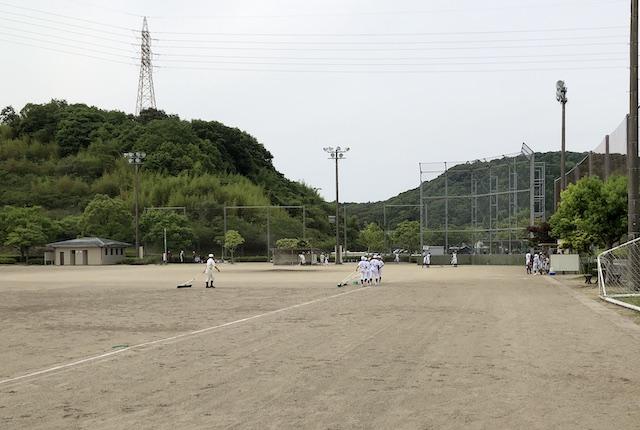 薩摩川内市総合運動公園ソフトボール場