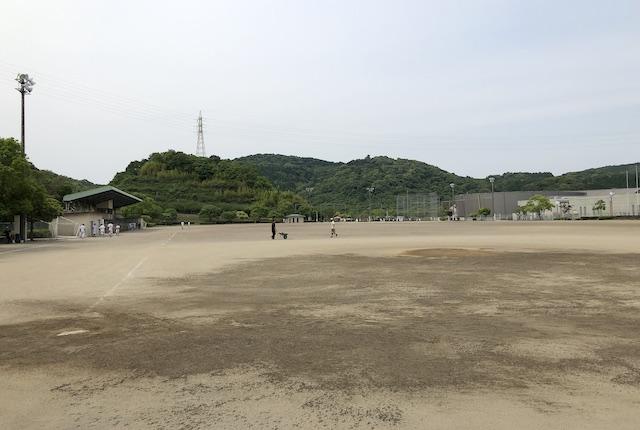 薩摩川内市総合運動公園多目的運動広場