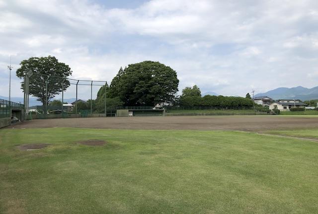 上総合運動公園野球場