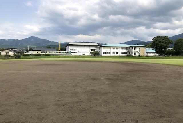 あさぎり町野球場