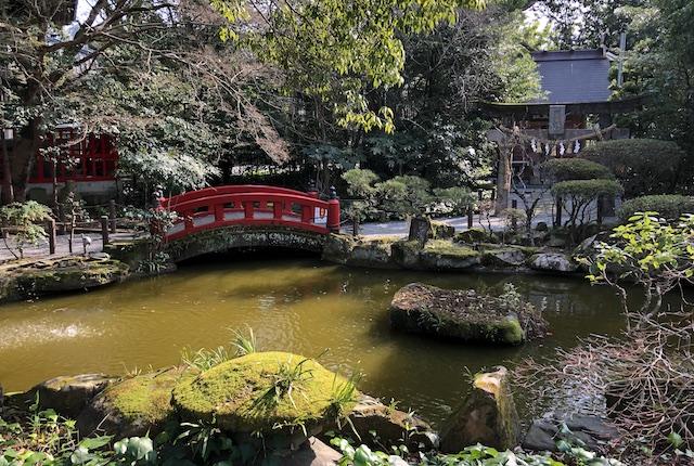 本渡諏訪神社十五社神社