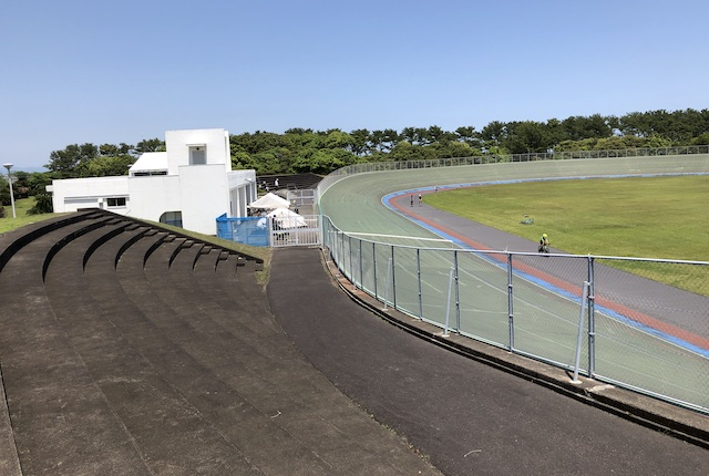 宮崎県総合運動公園自転車競技場