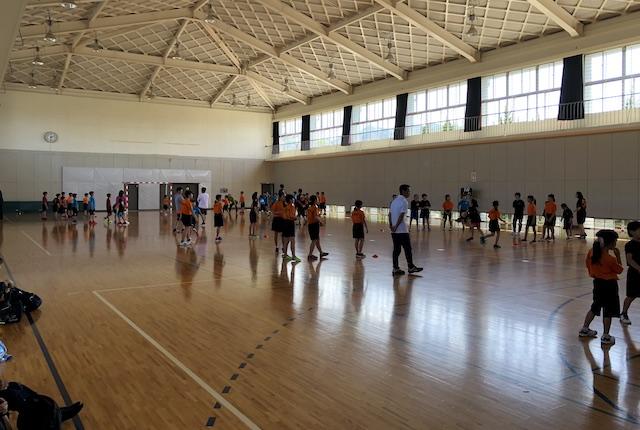 宮崎県総合運動公園体育館