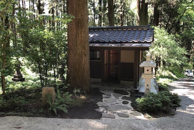 上色見熊野座神社トイレ