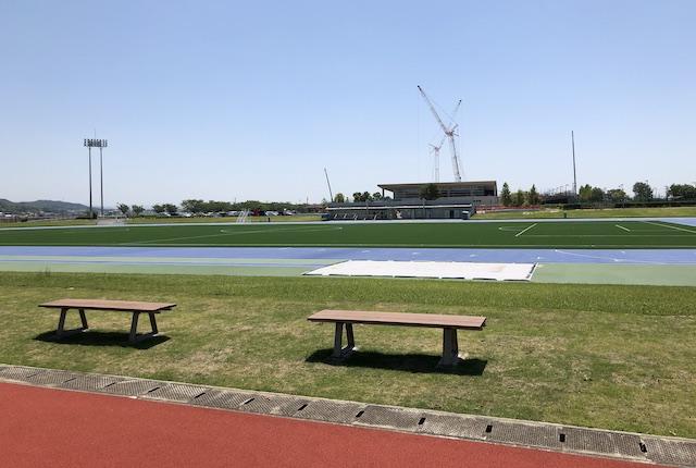 益城町総合運動公園