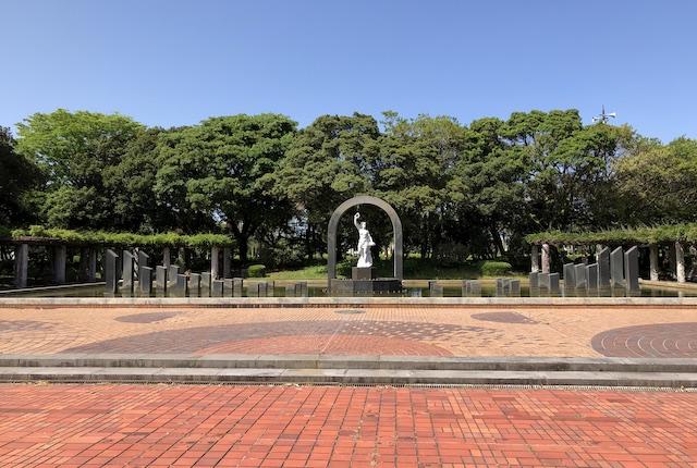 宮崎県総合運動公園くにづくりの泉