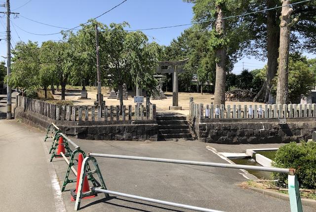 中無田熊野座神社