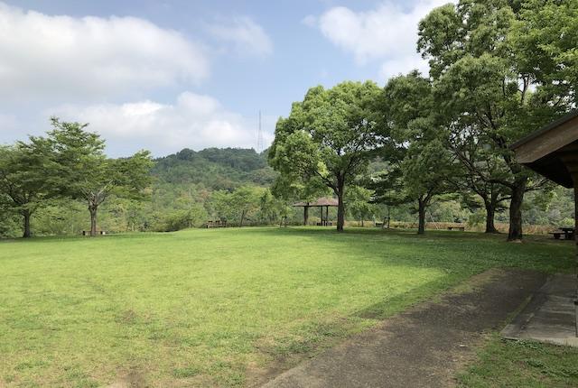 西の久保公園見晴らしの丘