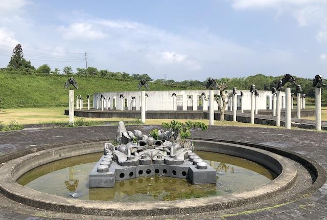 鬼の城公園鬼の泉
