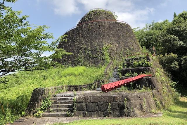 鬼の城展望塔