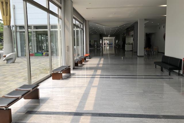 別府市総合体育館