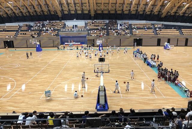 昭和電工武道スポーツセンターアリーナ