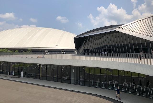 大分県立武道スポーツセンター