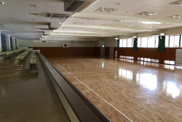 大分県立総合体育館剣道場