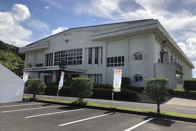横川体育館
