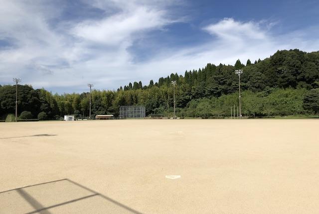 横川運動公園グラウンド