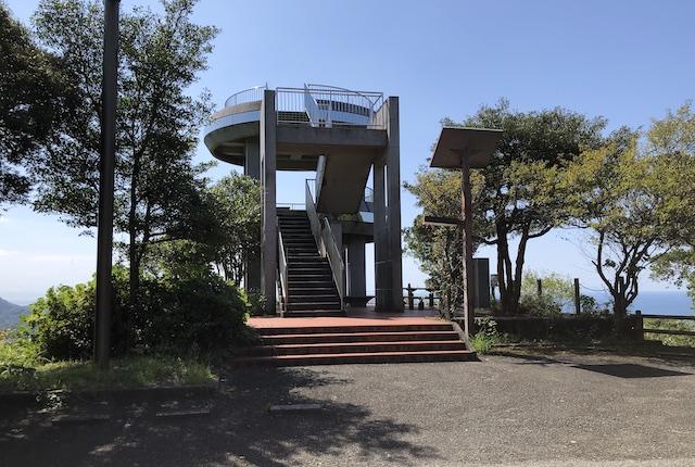 遠見山桜木展望所