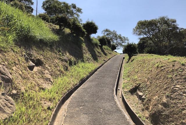 遠見山園地遊歩道