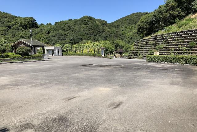 うしぶか公園第一駐車場