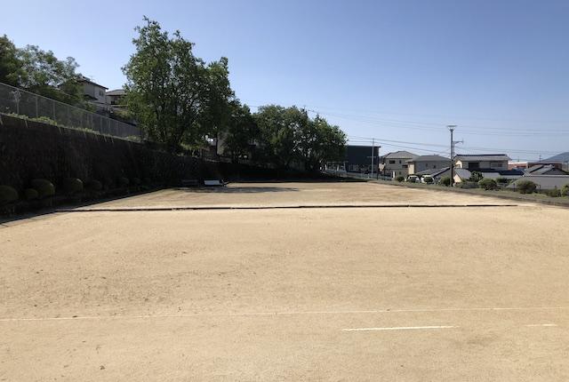 清水スポーツセンターゲートボール場