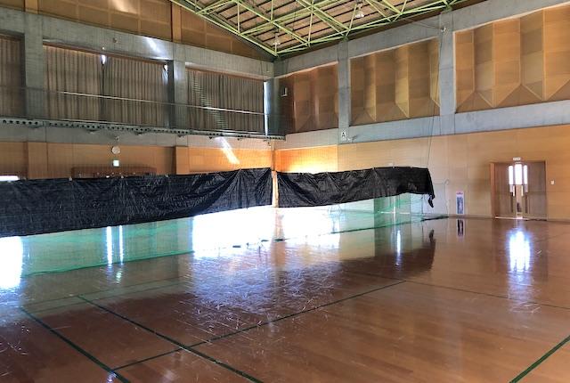 熊本市東部交流センター体育館