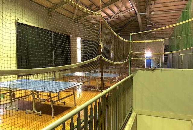 龍田体育館小体育室
