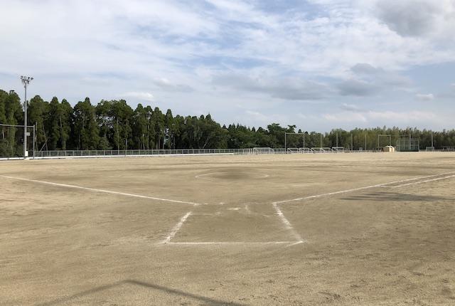 山鹿市カルチャースポーツセンター第3多目的グラウンド