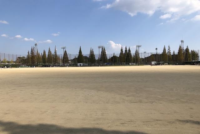 鹿児島ふれあいスポーツランドクレイ広場