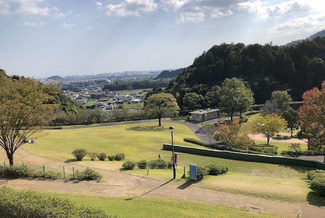 鹿児島ふれあいスポーツランドピクニックの丘