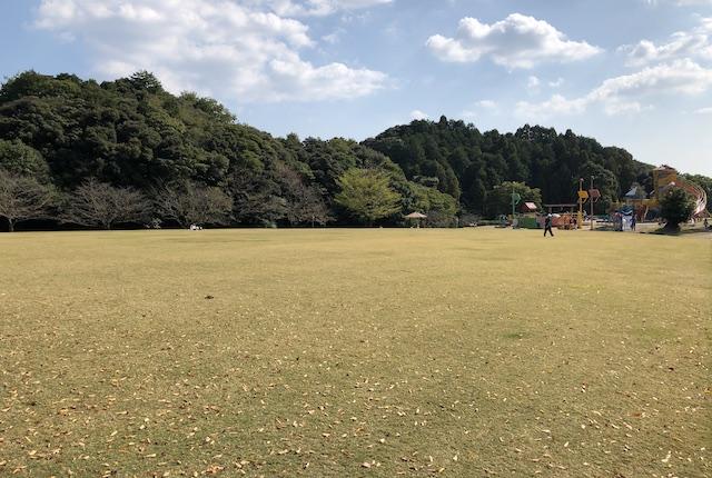 鹿児島ふれあいスポーツランド憩いの広場