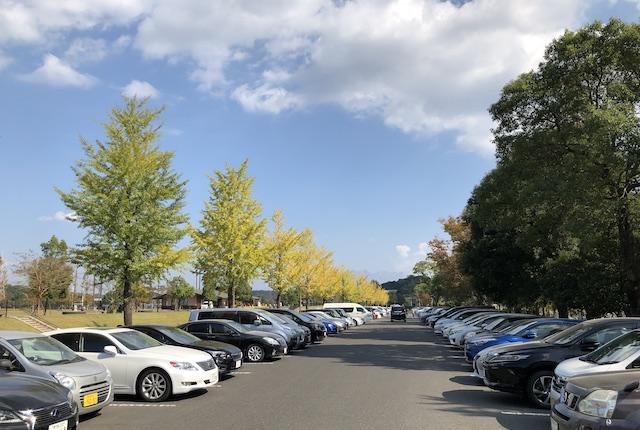 鹿児島ふれあいスポーツランド駐車場
