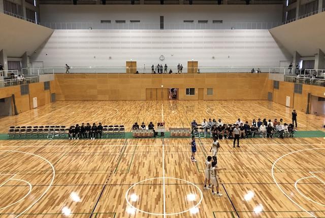 大津町総合体育メインアリーナ