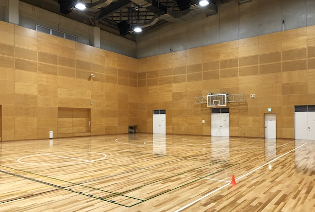 大津町総合体育館サブアリーナ