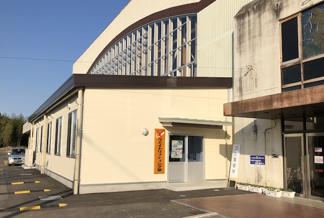 入来総合運動場ウエイトリフティング室