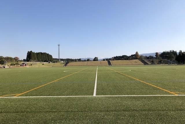 丸山自然公園サッカー場